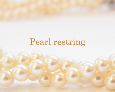 Pearl restring